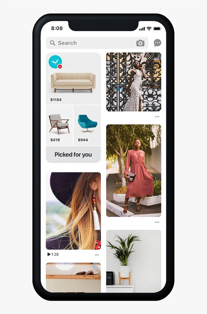 Pinterest is gaining our Interest 1